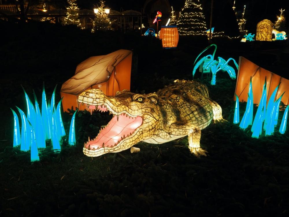 Chinesisches Lichterfest Europa-Park