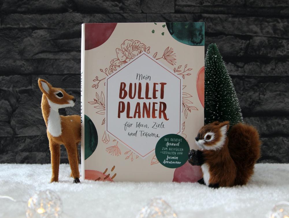 Mein Bullet Planer für Ideen, Ziele und Träume von Jasmin Arensmeier