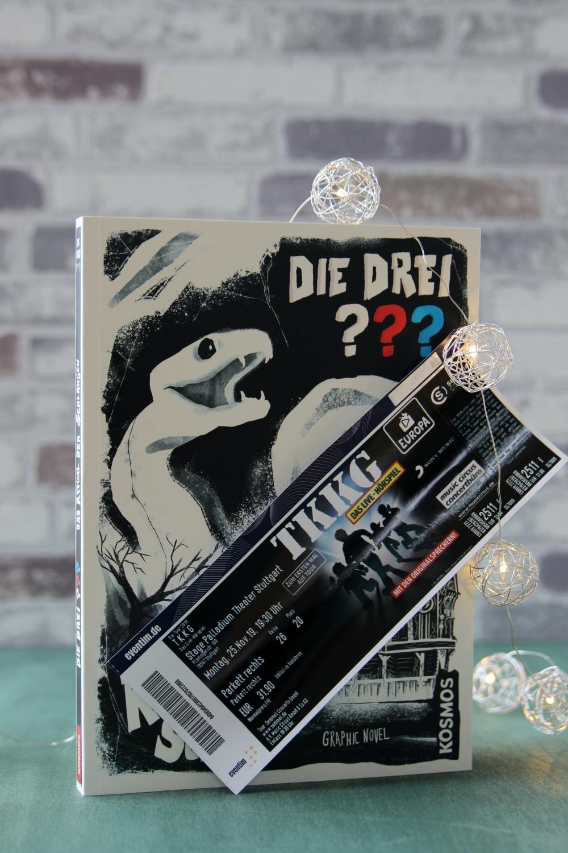 TKKG Das Live Hörspiel
