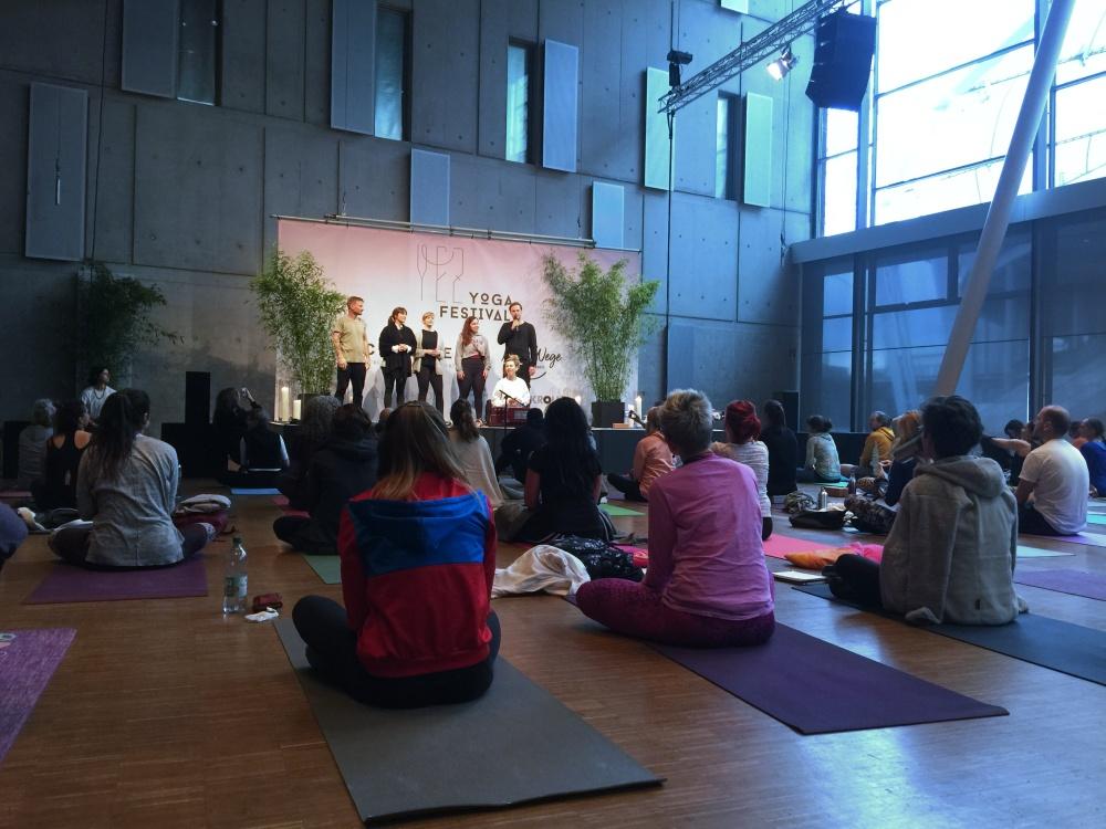 2020 YEZ Yoga Festival