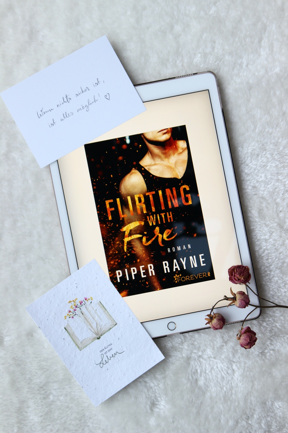 Flirting with Fire von Piper Rayne