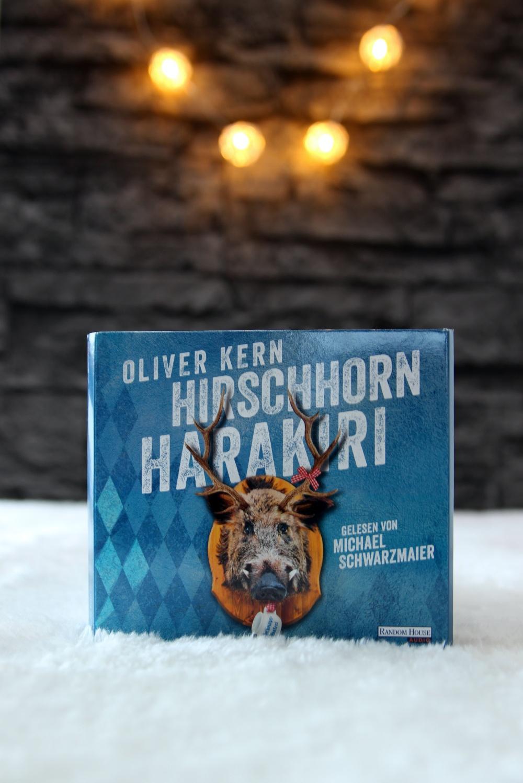 Hirschhornharakiri von Oliver Kern