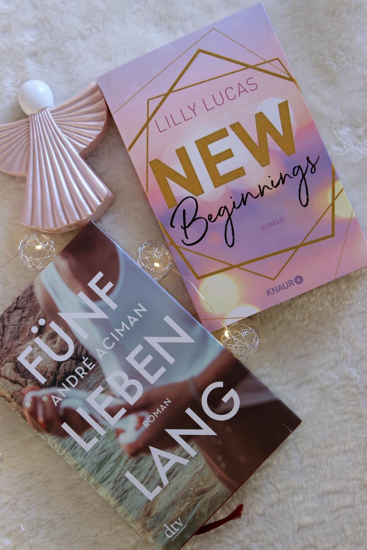 Lesejahr 2019 New Beginnings & Fünf Lieben lang