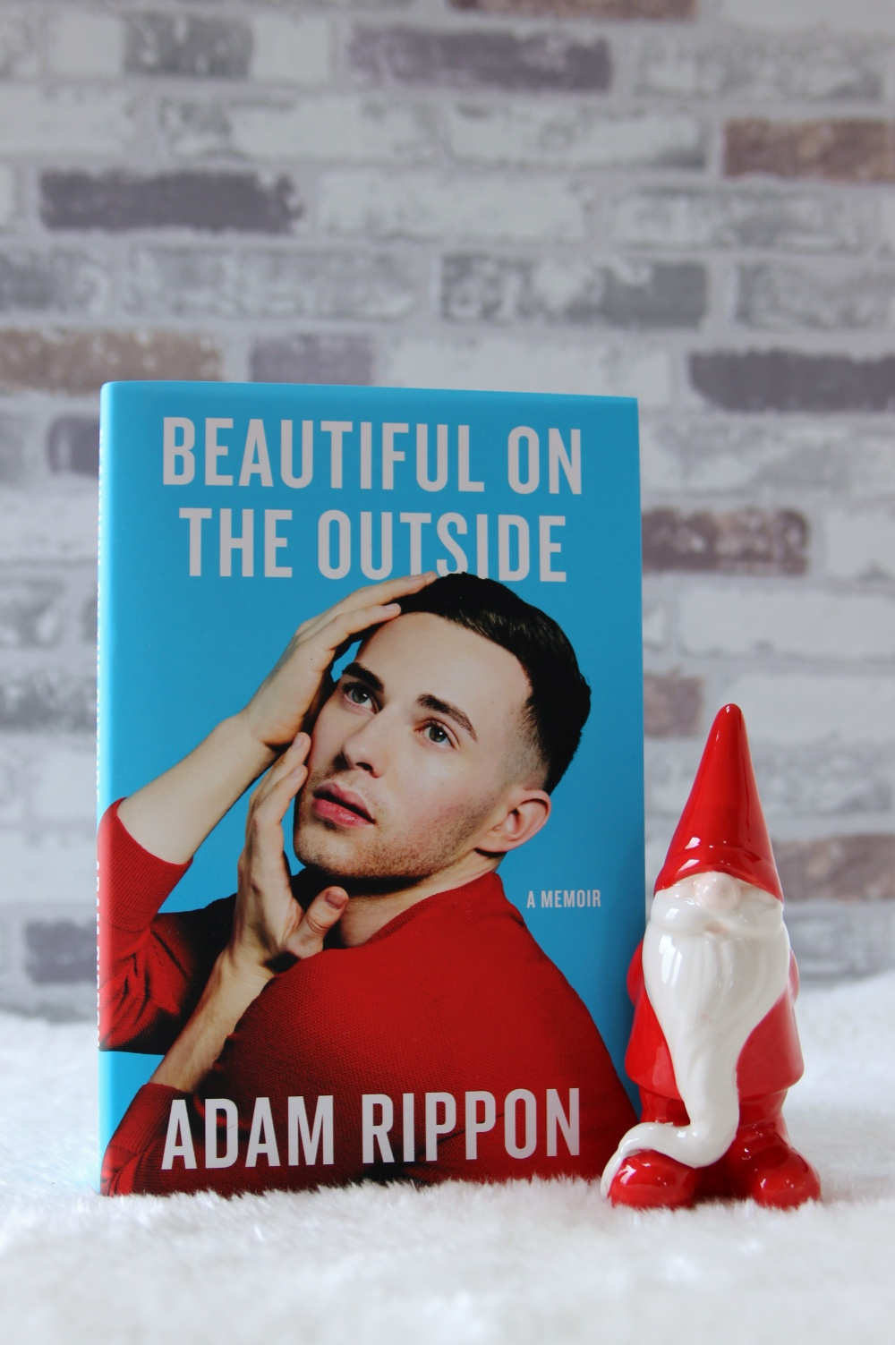 Adam Rippon Beautiful on the Outside