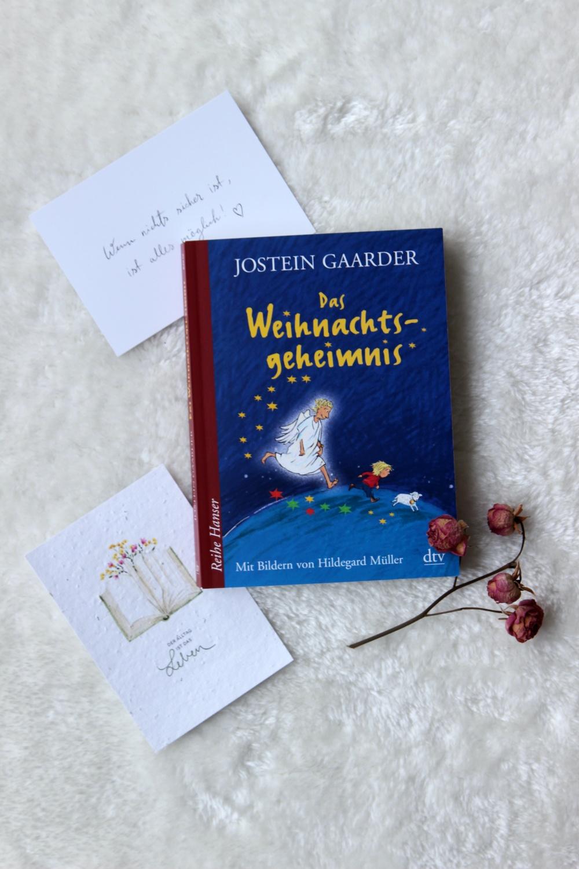 Das Weihnachtsgeheimnis von Jostein Gaarder
