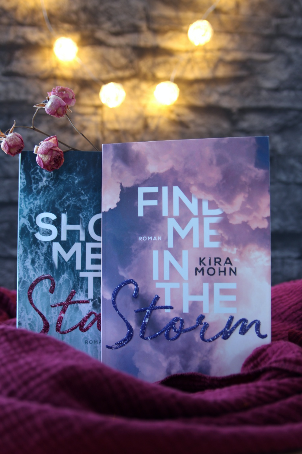 Find me in the storm von Kira Mohn