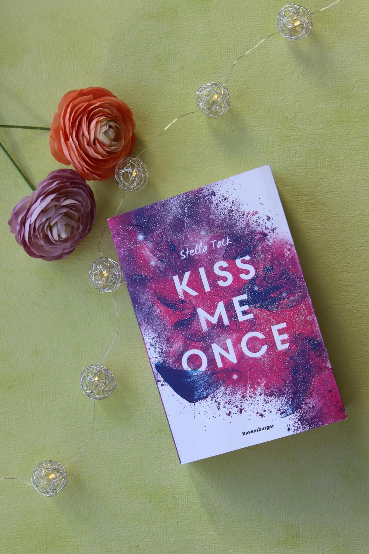 """Kiss Me Once"" von Stella Tack"