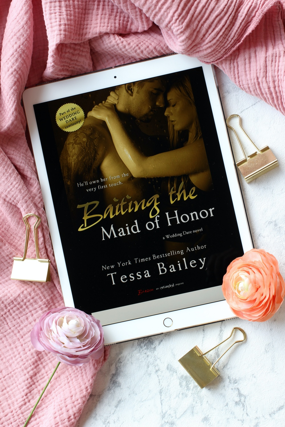 Baiting the Maid of Honor von Tessa Bailey