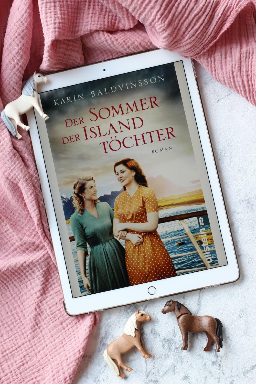 Der Sommer der Islandtöchter von Karin Baldvinsson