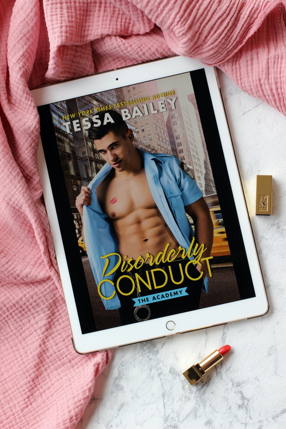 Disorderly Conduct von Tessa Bailey Duty & Desire
