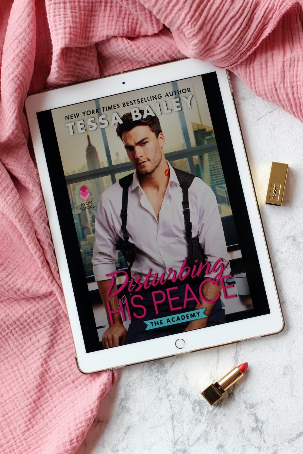 Disturbing His Peace von Tessa Bailey Duty & Desire