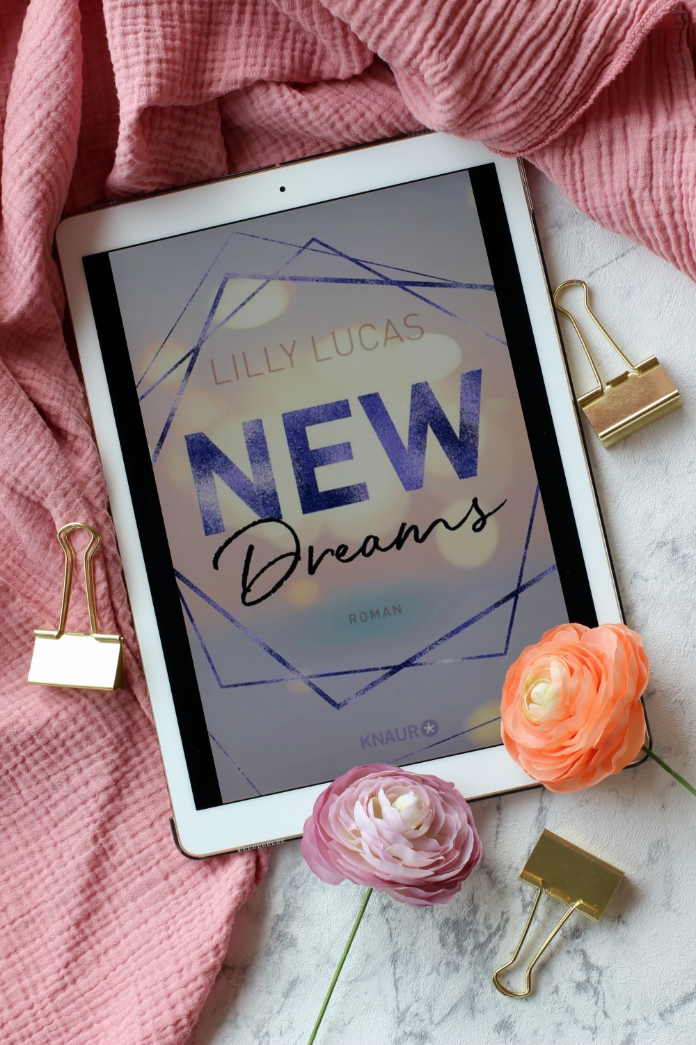 New Dreams von Lilly Lucas
