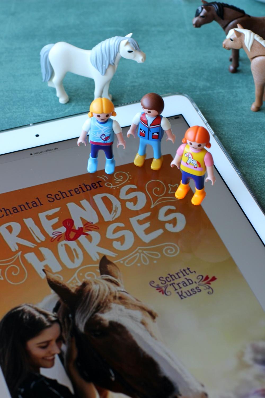 Friends and Horses von Chantal Schreiber