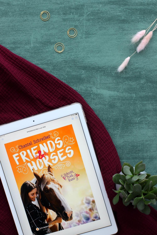 Friends & Horses - Schritt, Trab, Kuss