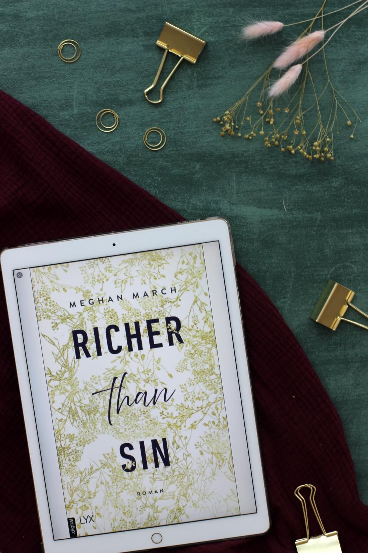 Richer Than Sin von Meghan March