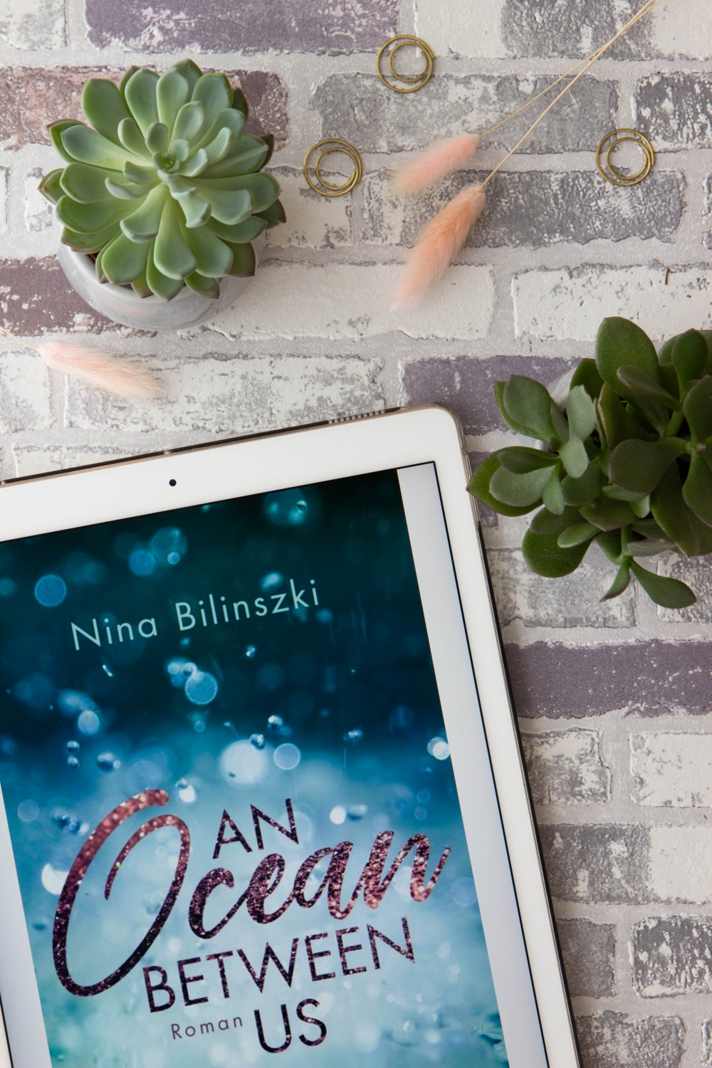 Nina Bilinszki An Ocean Between Us Rezension
