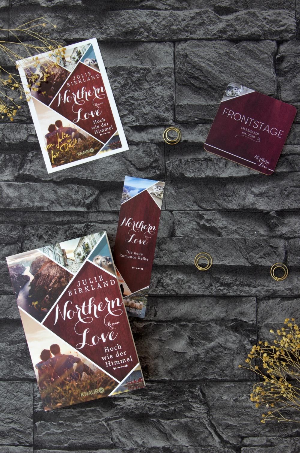 Northern Love - Hoch wie der Himmel von Julie Birkland