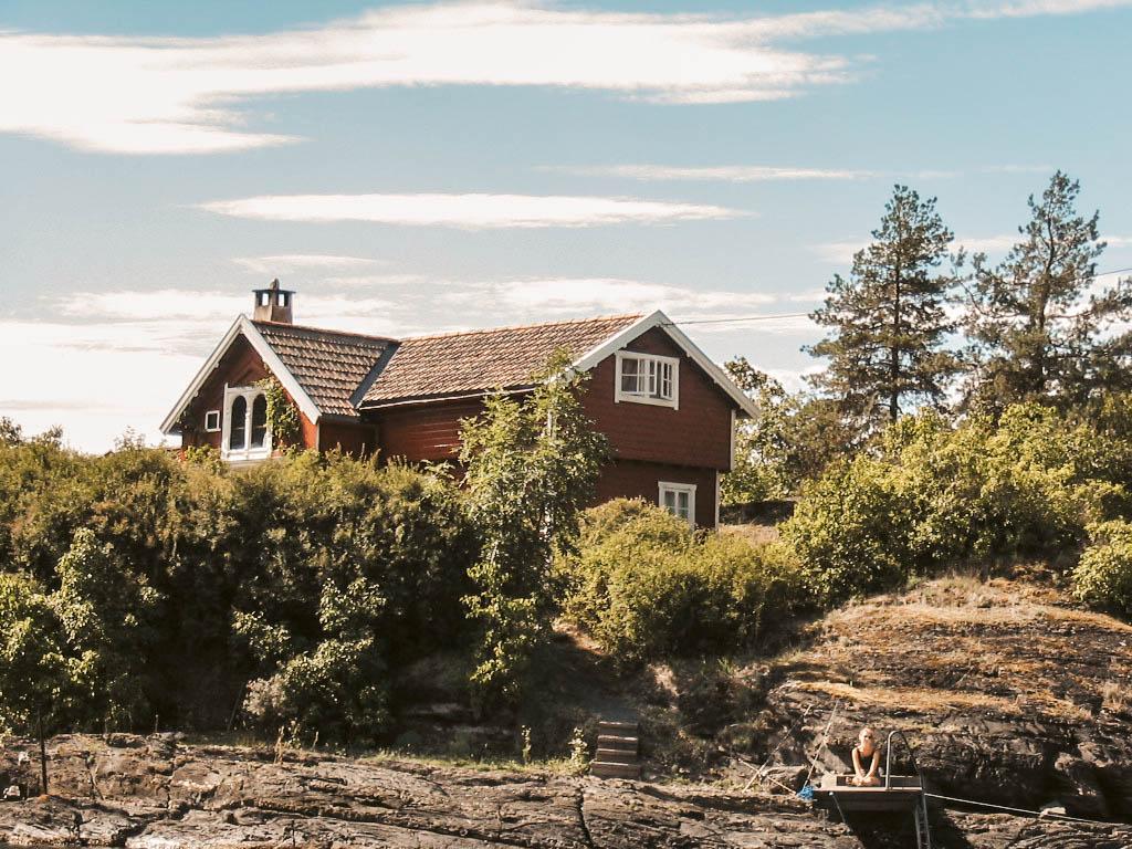 Hütte Oslo