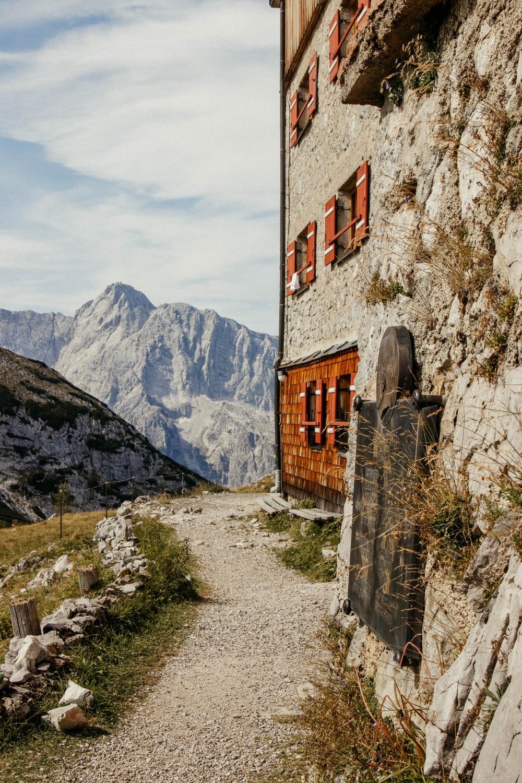 Berchtesgaden Watzmann Watzmannhaus
