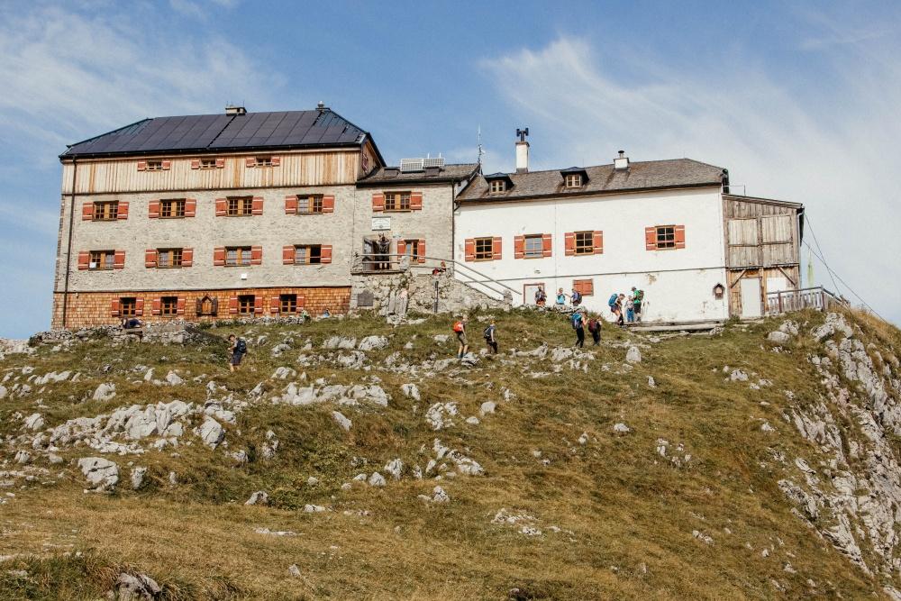 Berchtesgaden Watzmannhaus