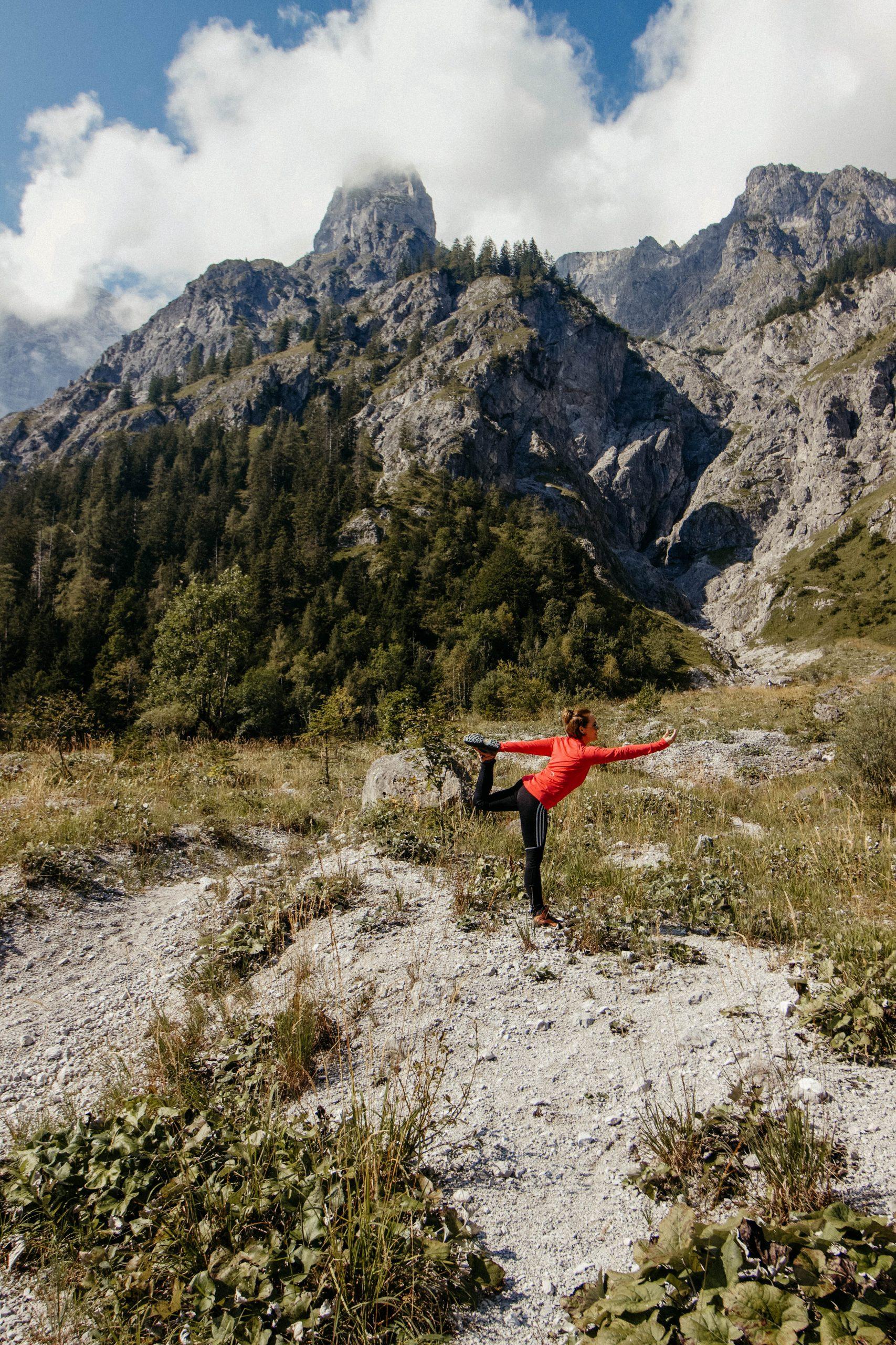 Berchtesgaden Yoga Wimmbachgries