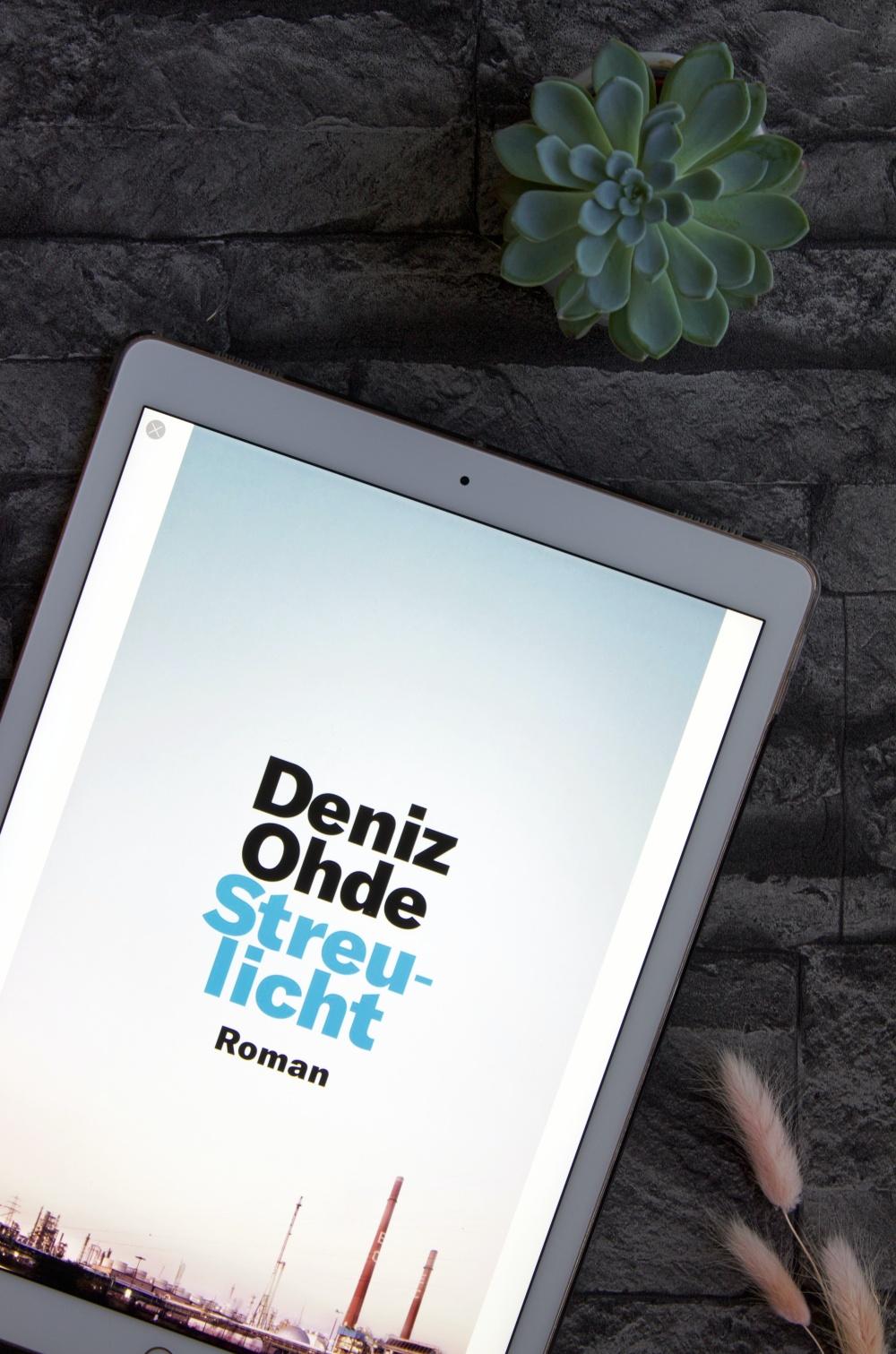 Streulicht von Deniz Ohde