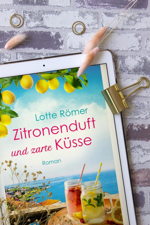 Zitronenduft und zarte Küsse von Lotte Römer_Rezension