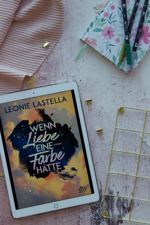 Wenn Liebe eine Farbe hätte von Leonie Lastella
