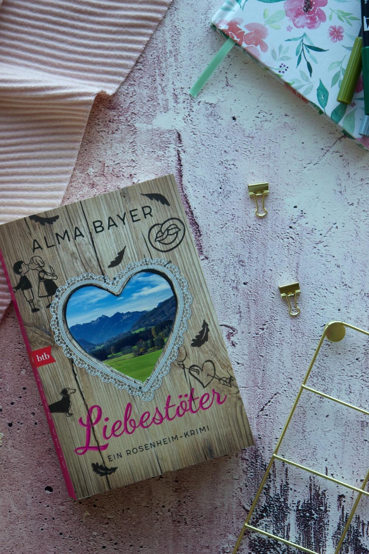 Liebestöter von Alma Bayer