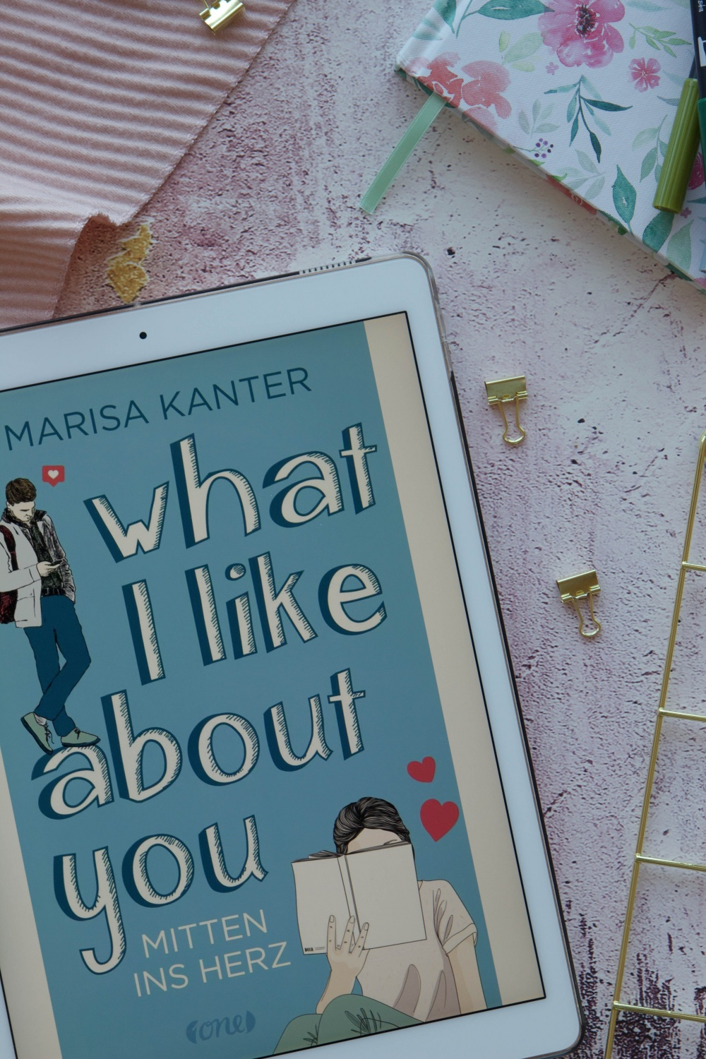 What I Like About You von Marisa Kanter