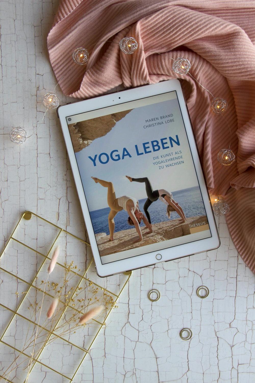 Yoga leben von Maren Brand und Christina Lobe