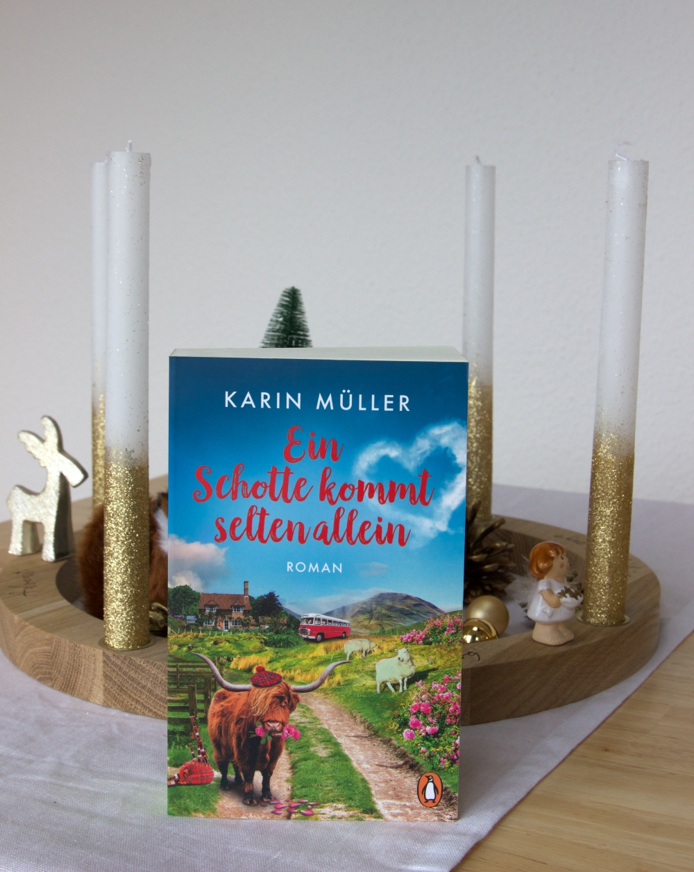 Ein Schotte kommt selten allein von Karin Müller