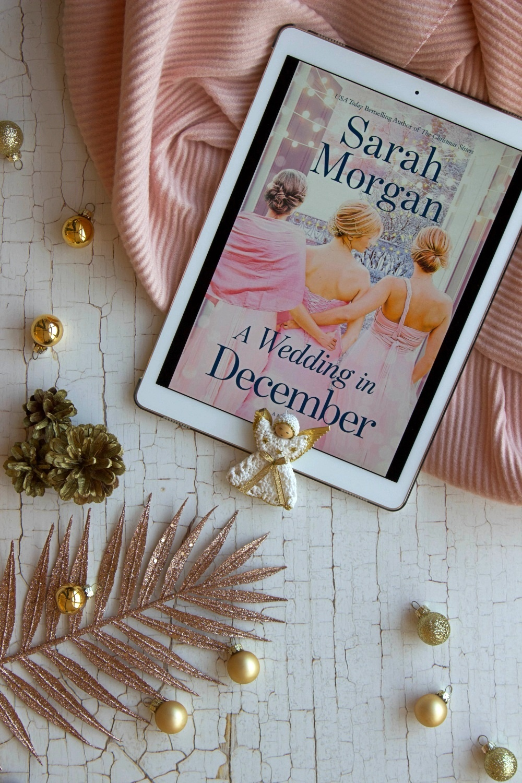Lesemonat November 2020_A Wedding in December_Sarah Morgan
