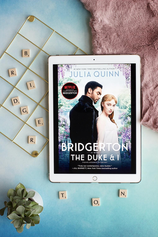 Bridgerton The Duke and I Julia Quinn