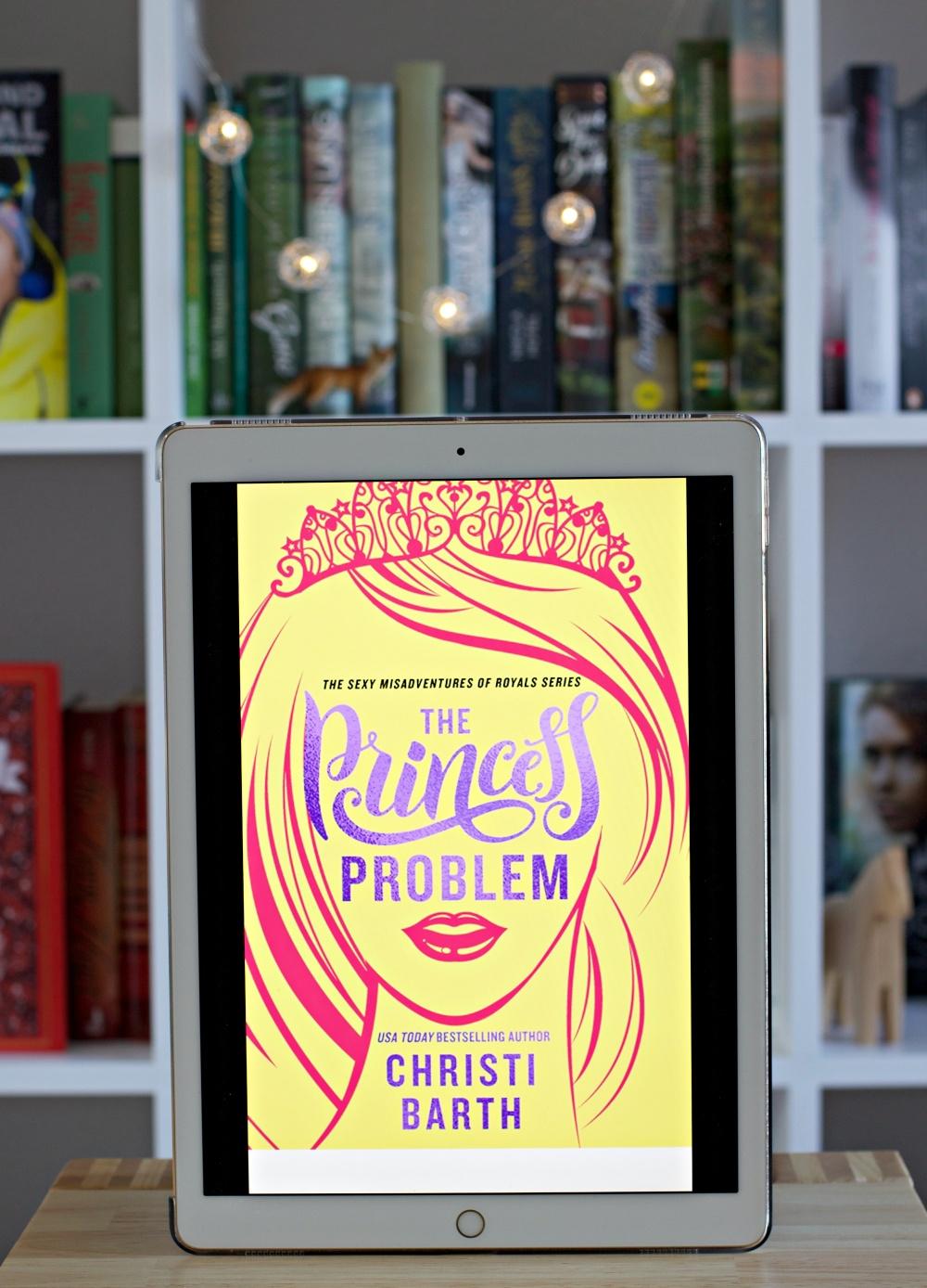 Lesemonat Februar 2012 The Princess Problem von Christi Barth