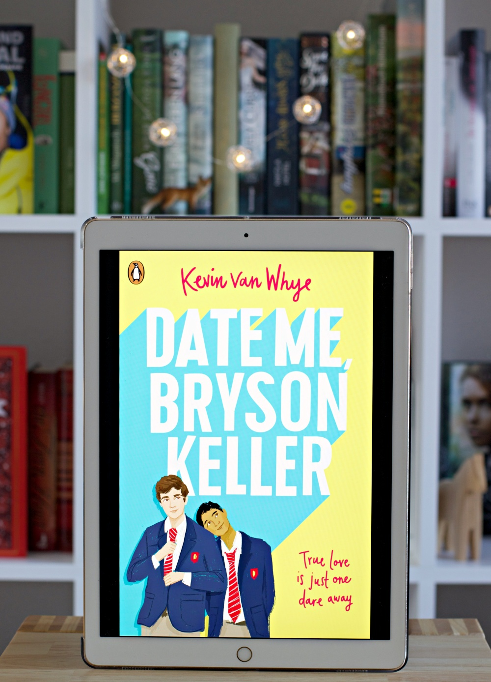 Lesemonat Februar 2021 Date Me Bryson Keller von Kevin van Whye