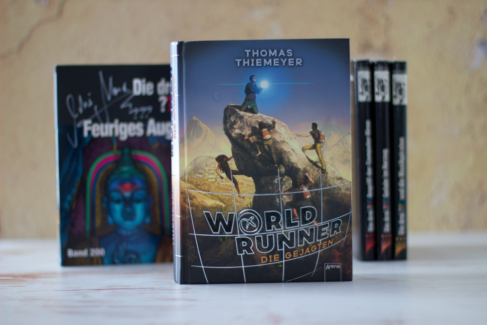 World Runner - Die Gejagten Thomas Thiemeyer Lesemonat Januar 2021