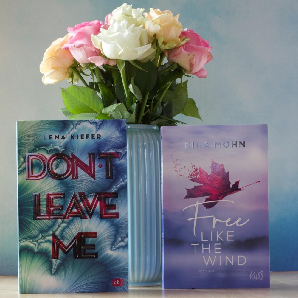 Free Like the Wind von Kira Mohn Lesemonat März 2021