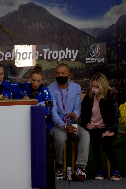 Robin Szolkowy 2021 Nebelhorn Trophy