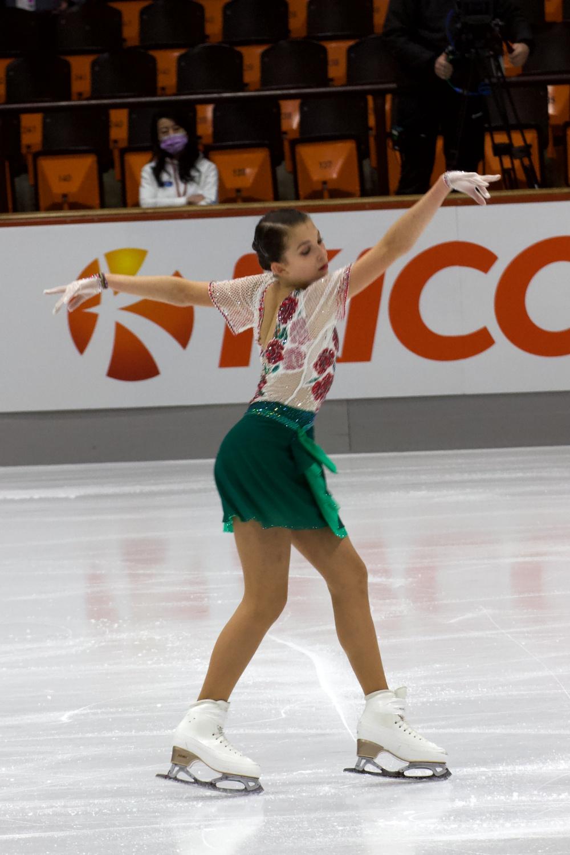 Anastasiia Shabotova_2021 Nebelhorn Trophy_Kurzprogramm Damen