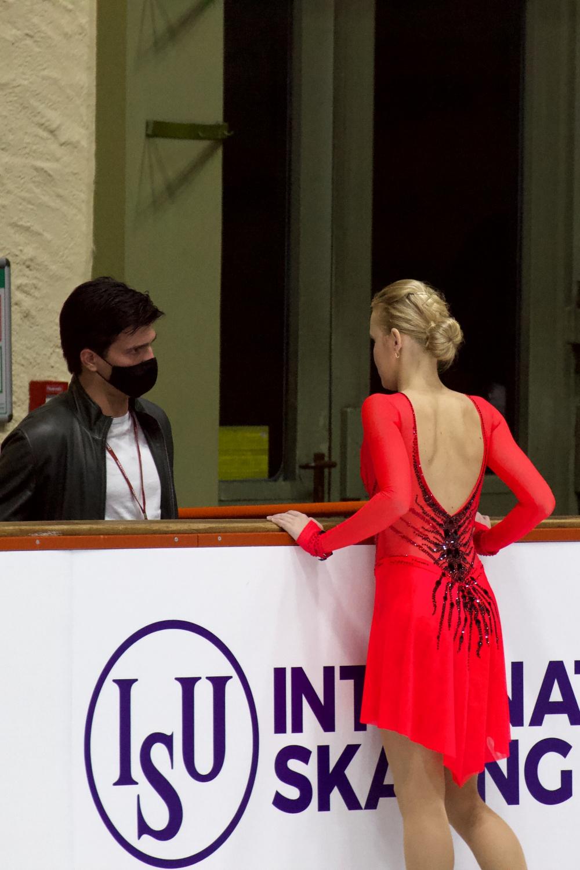 Antonina Dubinina_2021 Nebelhorn Trophy_Kurzprogramm Damen