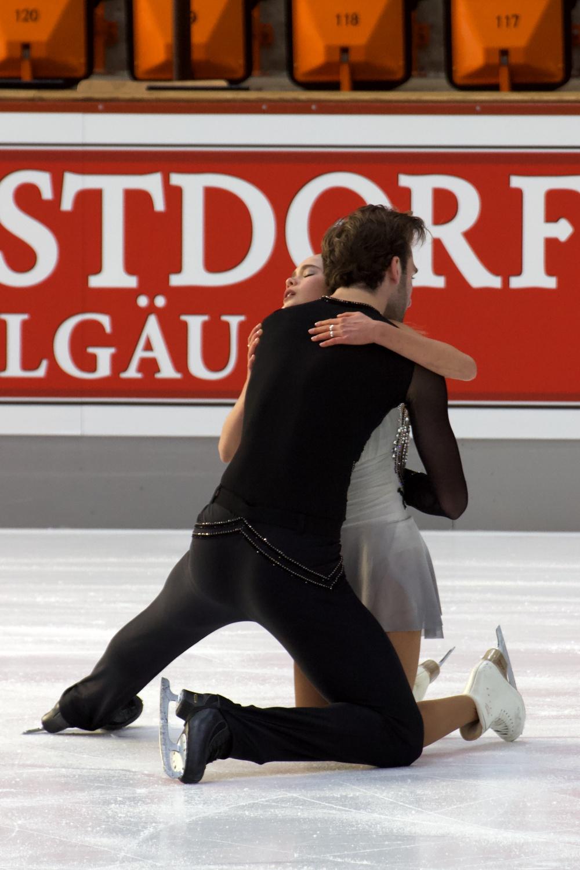 Safina Berulava 2021 Nebelhorn Trophy