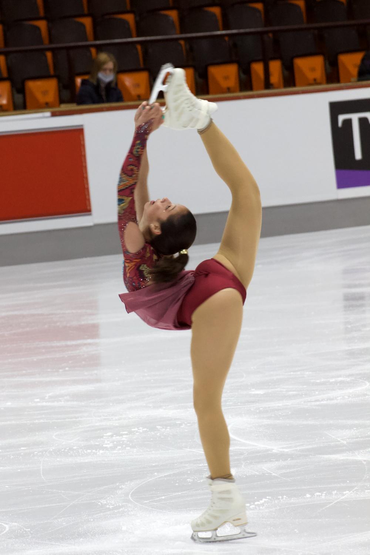 Alysa Liu_2021 Nebelhorn Trophy_Kurzprogramm Damen
