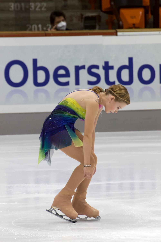 Ekaterina Kurakova_2021 Nebelhorn Trophy_Kurzprogramm Damen
