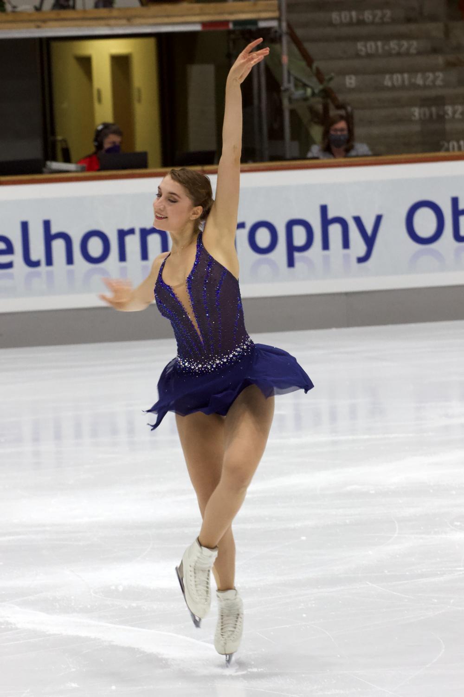 Alexia Paganini_2021 Nebelhorn Trophy_Kurzprogramm Damen