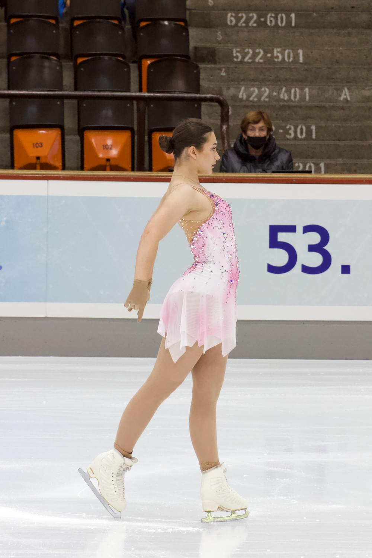 2021 Nebelhorn Trophy_Kür Damen_Maia Sorensen