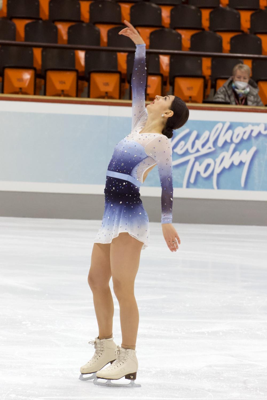 2021 Nebelhorn Trophy_Kür Damen_Julia Sauter