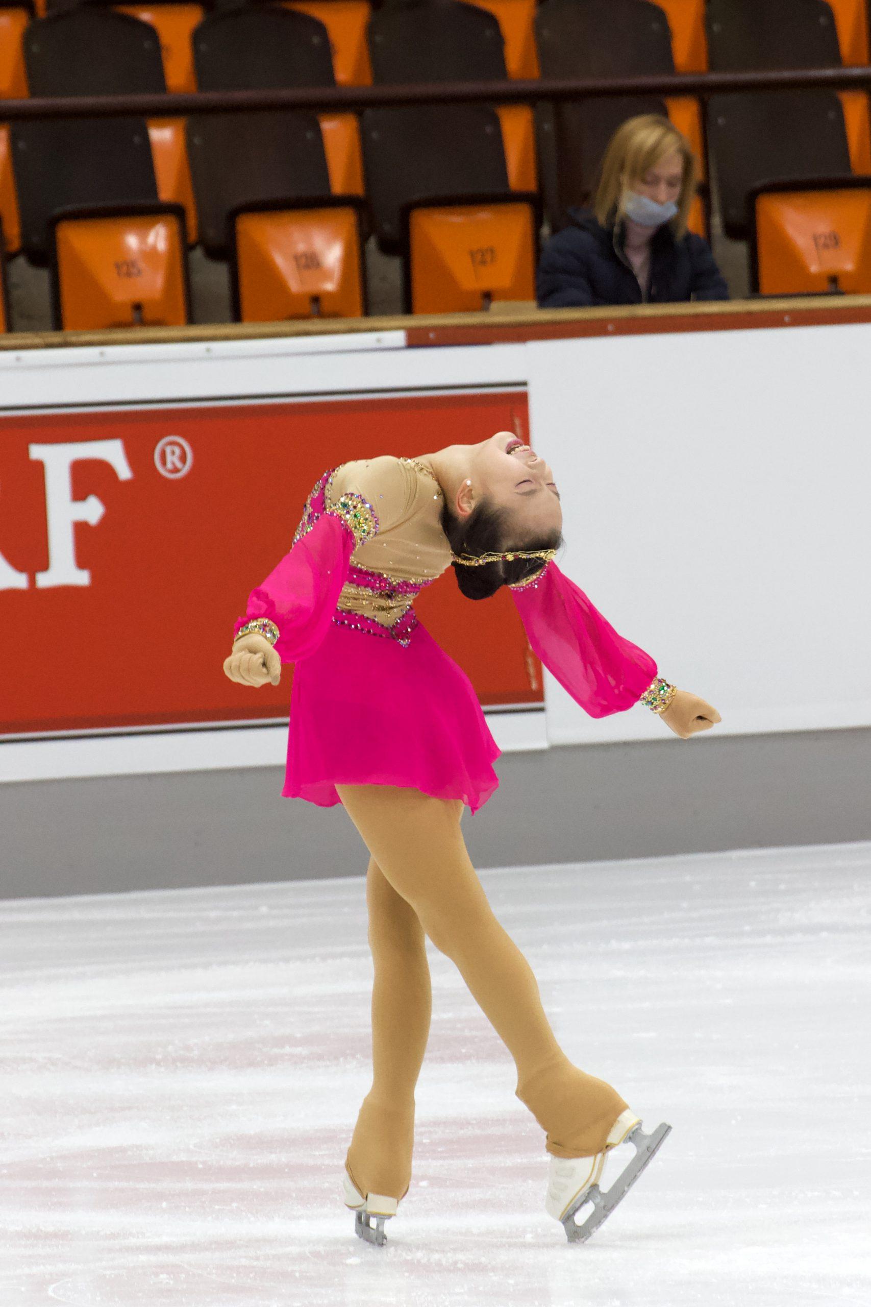 2021 Nebelhorn Trophy_Kür Damen_Tzu-Han Ting