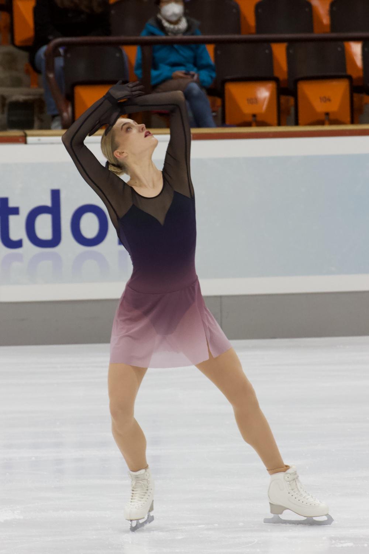 2021 Nebelhorn Trophy_Kür Damen_Oona Ounasvuori
