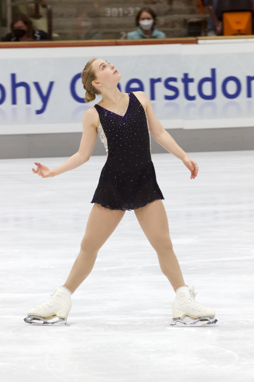 2021 Nebelhorn Trophy_Kür Damen_Taylor Morris